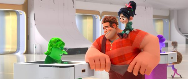 Ralph Breaks the Internet and Vanellope