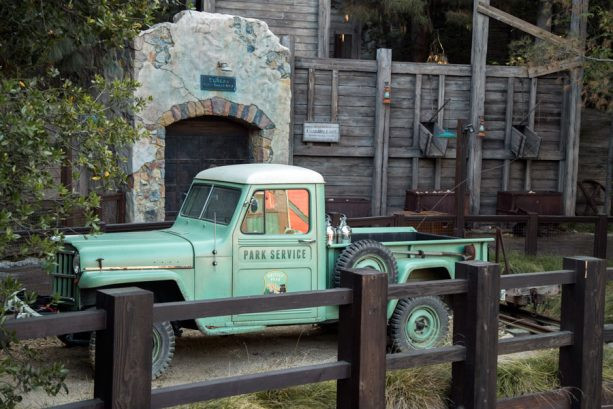 Grizzly River Run Mining Area