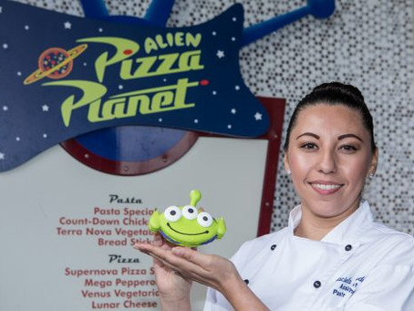 Every Role a Starring Role – Disneyland Resort Pastry Chef