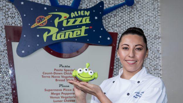 Disneyland Resort Pastry Chef