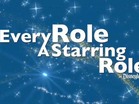 Every Role a Starring Role – Featured Principal Performer at Disneyland Resort