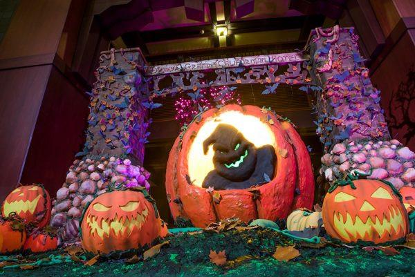 Halloween at Disney's Grand Californian