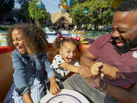 How to Treat Your Dad to the Perfect Day at Disneyland Resort
