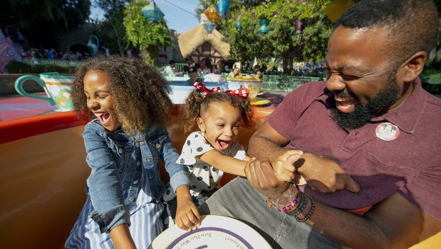 Treat Your Dad to a Perfect Day at Disneyland Resort