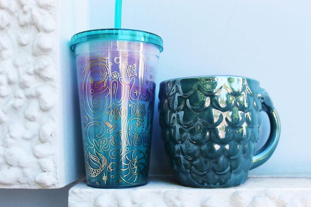 Mermaid Drinkware