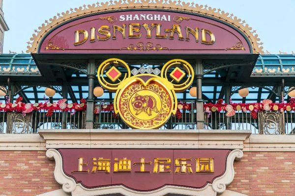 Chinese New Year at Shanghai Disneyland