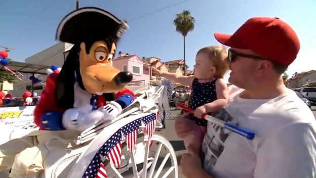 4th of July at Disneyland Resort