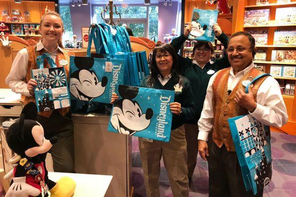 Disneyland Reusable Shopping Bags