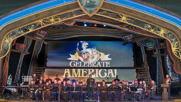 Independence Day at Disneyland Resort