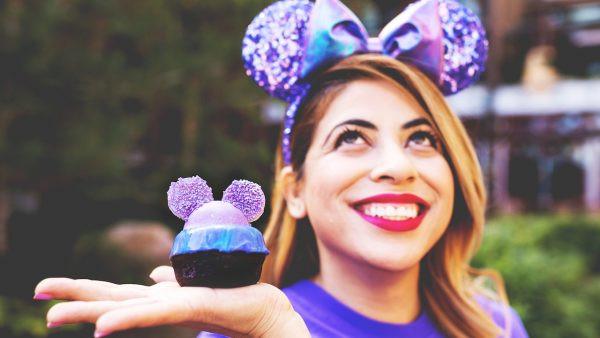 Purple Treats at Disney Parks