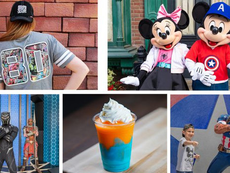 Eight Ways to Commemorate 80 Years of Super Heroes at Disney California Adventure Park