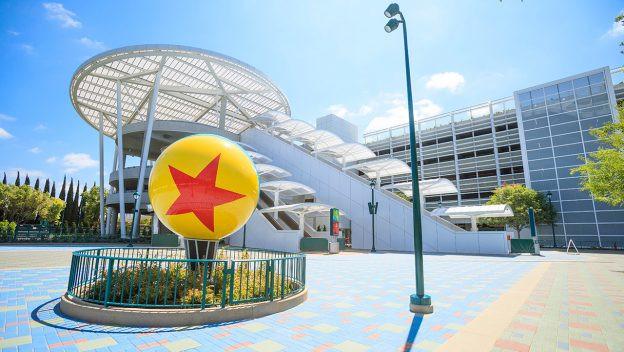 Pixar Pals Parking
