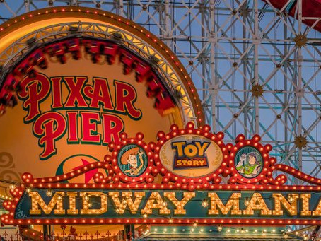 Disney Parks After Dark: Exploring Pixar Pier at Disney California Adventure Park