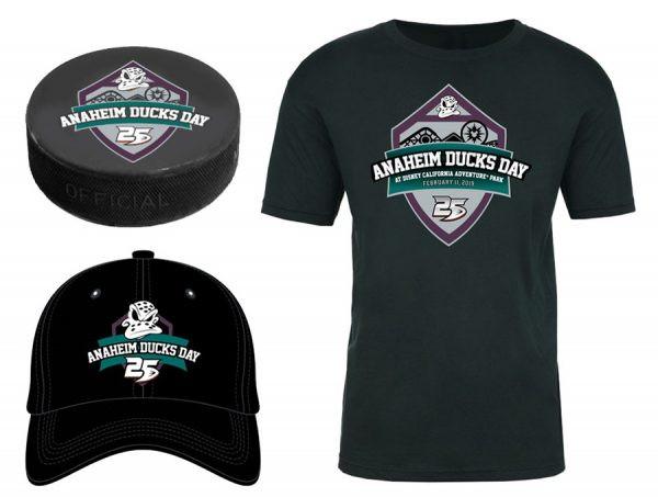 Anaheim Ducks Event Merchandise