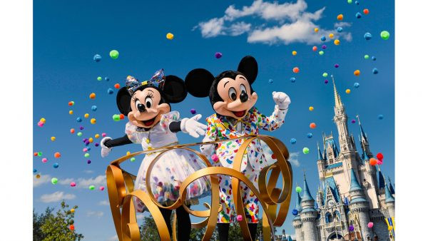Mickey and Minnie's Fun New Celebration Outfits