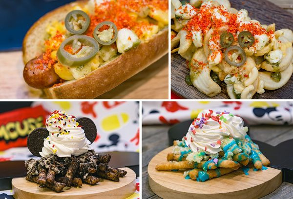 Get Your Ears On Foods at Disney California Adventure
