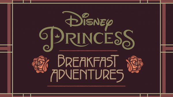 New Disney Princess Breakfast Adventures