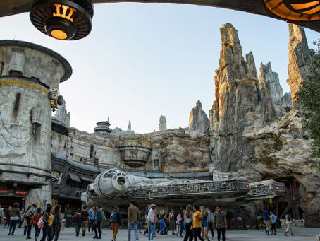 VIDEO: Step Inside Star Wars: Galaxy's Edge at Disneyland Park