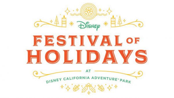 Disney Festival of Holidays