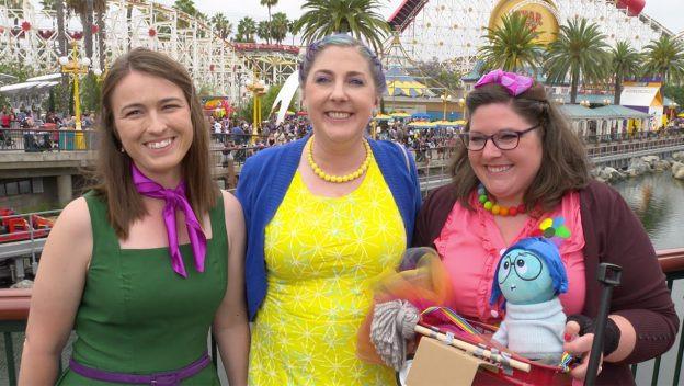 Best Dressed at Disney California Adventure
