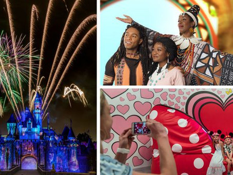 Visit Disneyland Resort Now to Experience the Magic of Limited-Time Offerings