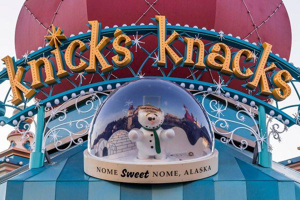 Knick's Knacks