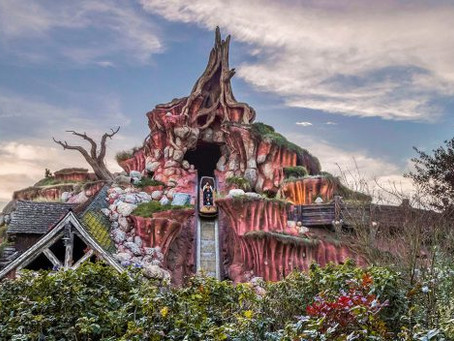 Today in Disney History: Splash Mountain Opened at Disneyland Park in 1989