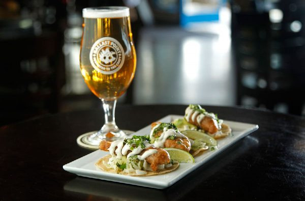 Ballast Point World-Class Beer and Brewpub-Style Dishes