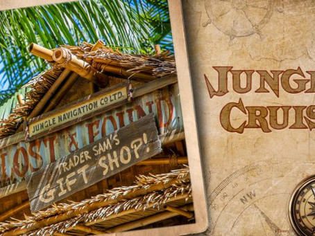 New Jungle Cruise Experience Will Open at Disneyland Park July 16, with Work Completed at Magic King