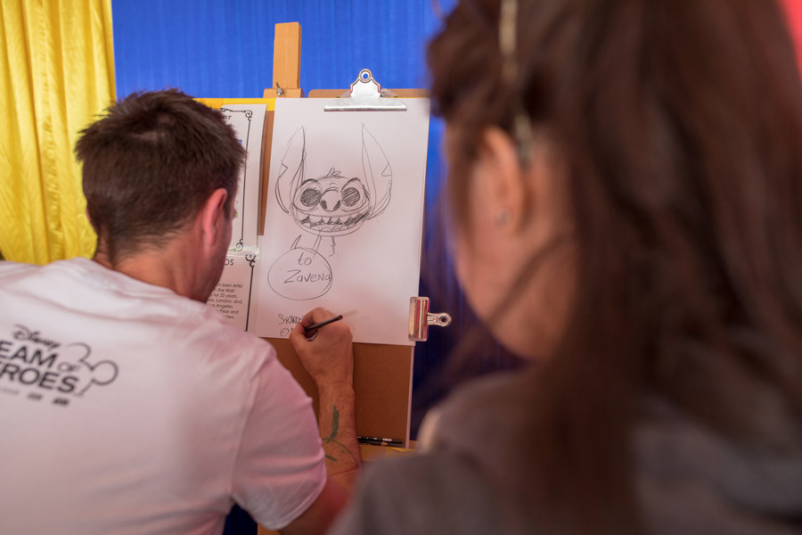 Disney Doodles