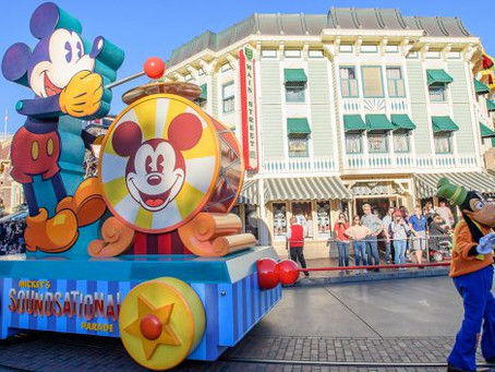 Last Chance for a 'Soundsational' Summer at Disneyland Resort