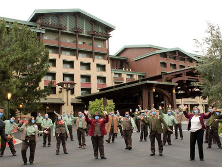 Disney's Grand Californian Hotel & Spa is Now Open and Welcoming Guests at Disneyland Resort