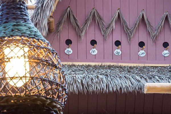 Tropical Hideaway Birdhouses