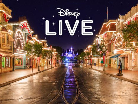Magic Returns to Disneyland Resort Theme Parks with Special Moment