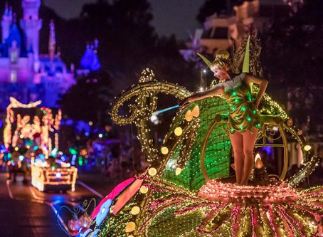 'Main Street Electrical Parade' Receives Glowing Guest Reviews at Disneyland Park