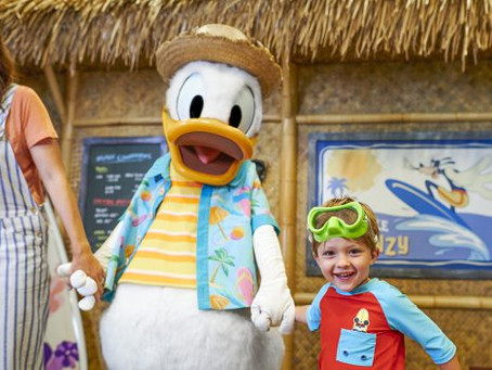 Waddle Your Way Over to Disneyland Resort and Celebrate Donald Duck's 85th Birthday