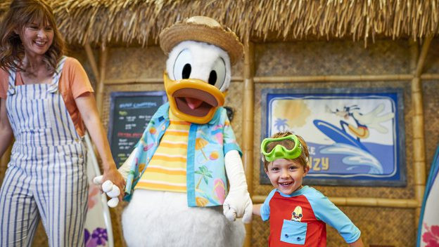 Donald Duck's 85th Birthday
