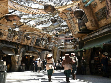 Disneyland, announces opening dates for Star Wars: Rise of the Resistance attraction.