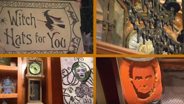 Decorating Disneyland Resort for Halloween Time