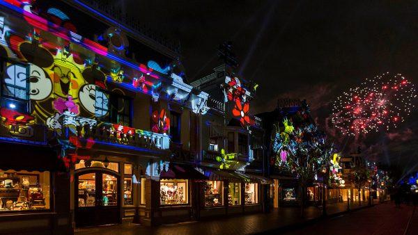 Mickey's Mix Magic Disneyland
