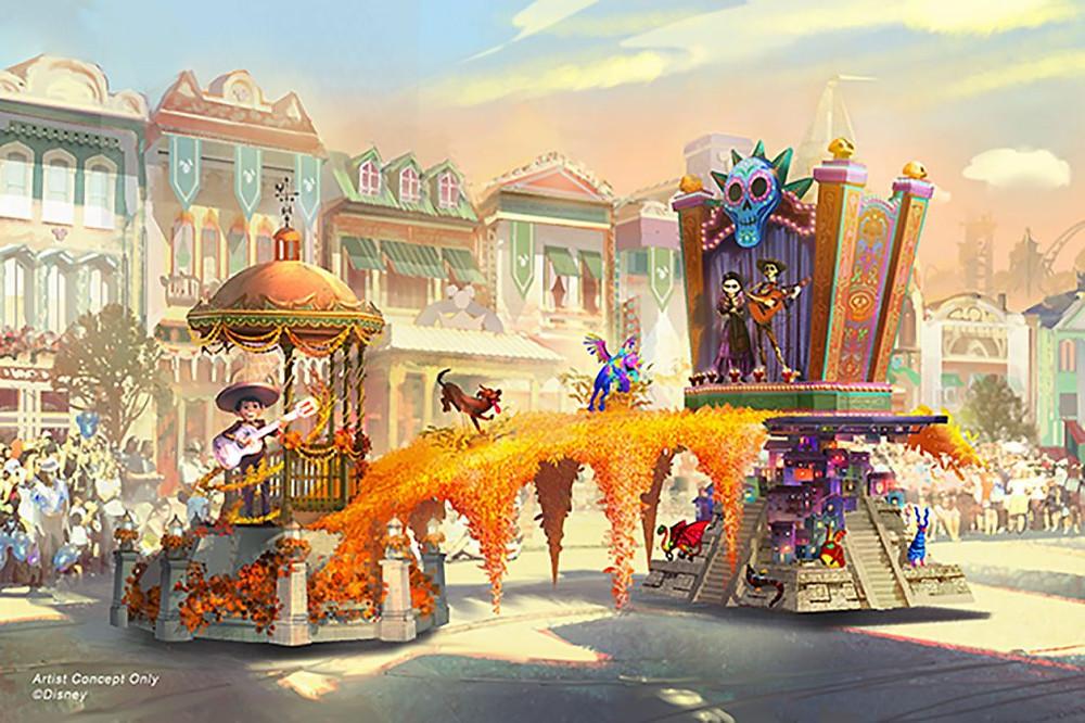 """""""Magic Happens"""" Parade"""