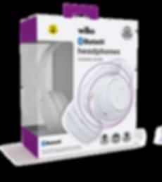 wilko bluetooth adult headphone packaging