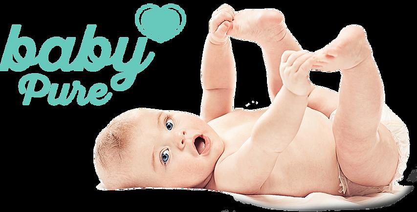 Sapro's Baby Pure logo