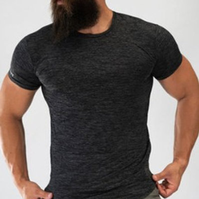 Casual Sports Fitness Clothing-Short Sleeve T-Shirt Quick-drying Training Wear