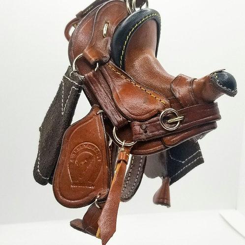 Mini Horse Saddles, Colombian Western