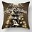 Thumbnail: Christmas Pillow Cover 17x17,Square Christmas Decorative Cotton