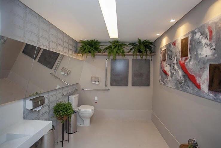 Banheiro PCD