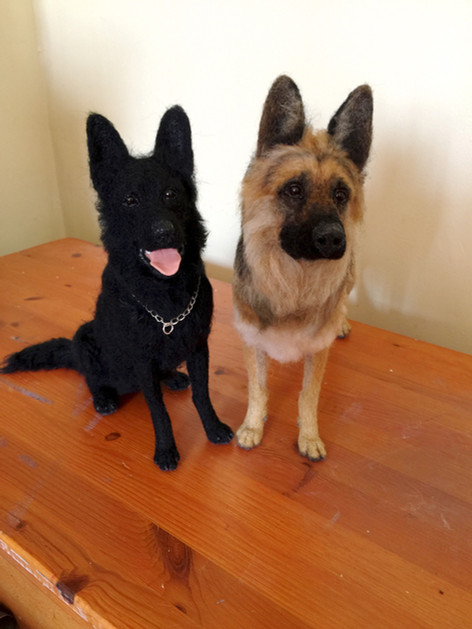 ChicktinCreations GSDs