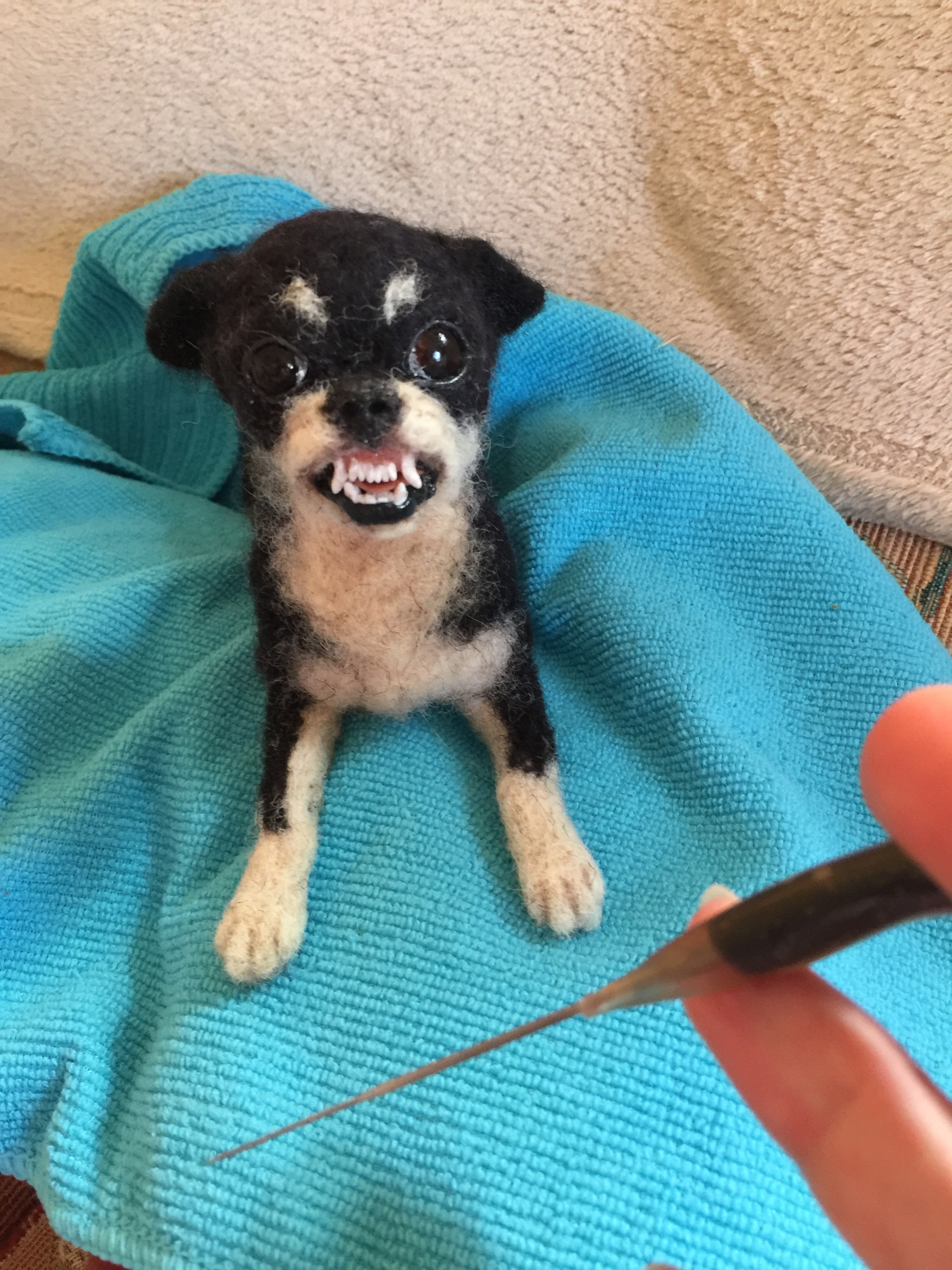 ChicktinCreations.snarling-Chihuahua