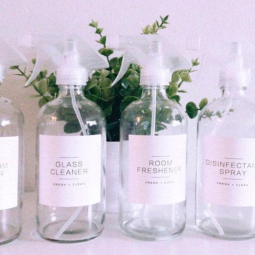 Fresh + Clean Labels